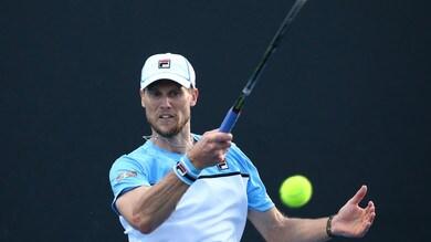 Tennis, Australian Open 2019: Seppi, Fabbiano e Travaglia, tris d'assi azzurro per il terzo turno
