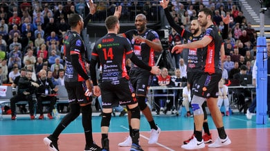 Volley: Champions League, netto successo in Polonia per Civitanova