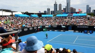 Tennis, Australian Open: passano Federer e Seppi, Travaglia vicino all'impresa