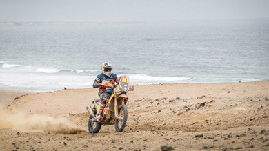 Dakar 2019, 8° tappa: vincono Loeb e Walkner