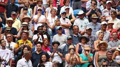 Tennis, Australian Open: Kvitova, Wozniacki e Stephens, vittorie e sorrisi