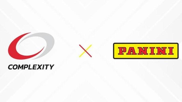 Panini entra nel mondo degli eSports con i Complexity Gaming