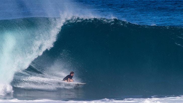 Surf, in lavagna la sfida mondiale di Fioravanti