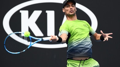 Tennis, Australian Open: il giorno di Fognini, Giorgi e Serena Williams-Bouchard il clou