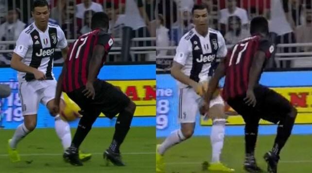 Supercoppa Juventus-Milan, braccio di Zapata: i bianconeri chiedono il rigore