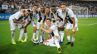 Juventus, le pagelle: professor Chiellini. Cancelo e Douglas Costa, due frecce
