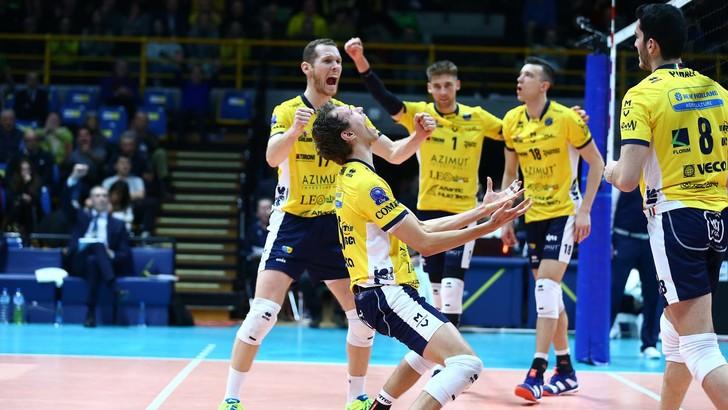 Champions League, Modena si prende i tre punti contro il Karlovarsko