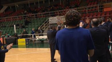 Sidigas Avellino - UCAM Murcia 57-63, gli highlights