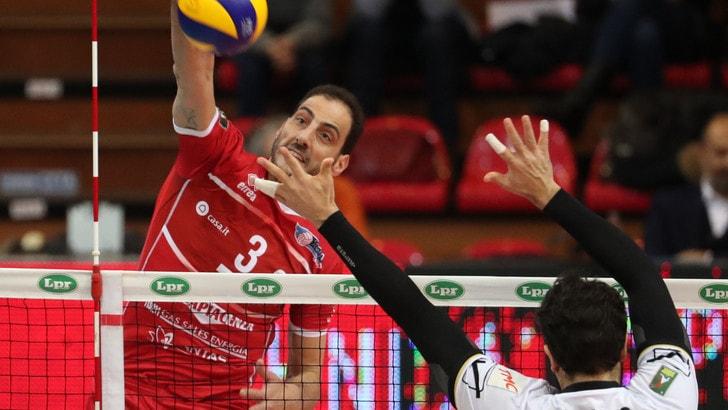 Volley: Coppa Italia A2 Maschile, Bergamo, Brescia, Mondovì e Piacenza in semifinale