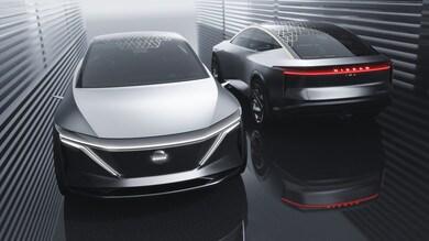Nissan IMs concept, mobilità sostenibile a Detroit