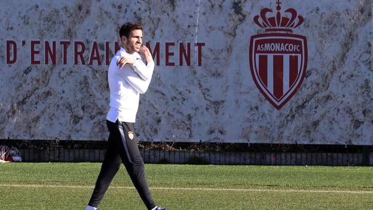 Monaco, la carica di Fabregas: «Lavorerò duramente, contento di ritrovare Henry»