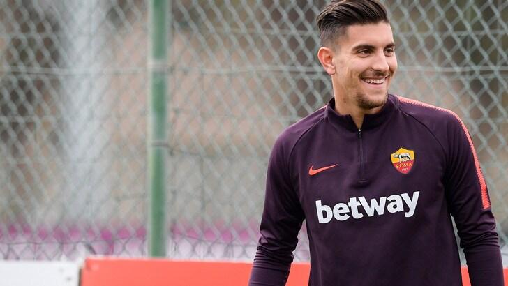 Lorenzo Pellegrini: «Psg? Penso alla Roma. E col Torino sarà dura»