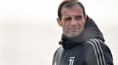 Juventus, ci sono 3 acciaccati dopo Gedda: verranno valutati domani
