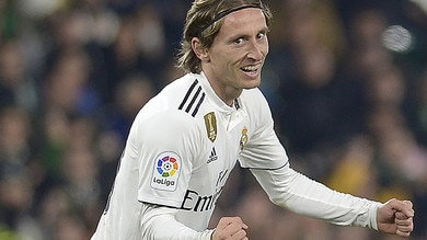 Calciomercato, Modric all'Inter: i bookie non escludono il colpo