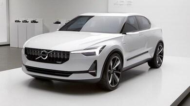 Volvo, compatta e crossover in arrivo