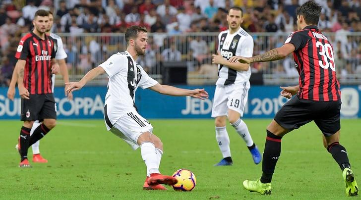 Juventus, allarme a centrocampo aspettando il Chievo