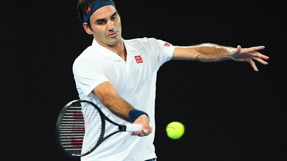 Lo svizzero mette alla prova le ambizioni dei migliori giovani del circuito ATP