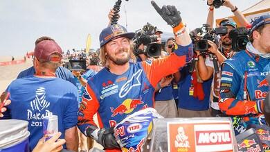 Al-Attiyah e Toby Price vincono la Dakar 2019