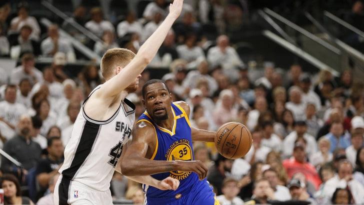 NBA All-Star Game, i voti: al momento fuori Harden e Durant
