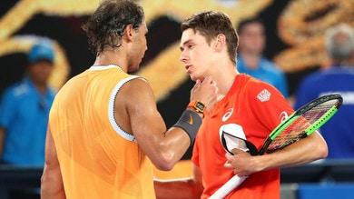 Australian Open: Federer e Nadal da record, fuori Fabbiano e Seppi