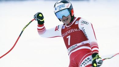 Discesa libera a Cortina, vince l'austriaca Siebenhofer. Sesta Marsaglia