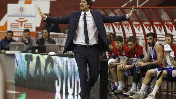 Basket Serie A2, Biella sfida Agrigento. Carrea: «I due punti diventano sempre più importanti»