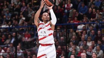 Basket, Eurolega: Olimpia Milano, altro stop. I play off sono più lontani