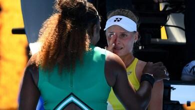Tennis, Australian Open: Serena Williams domina, che sfida con la Halep