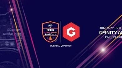 Riparte il competitivo di FIFA19 con le GFinity FIFA Series