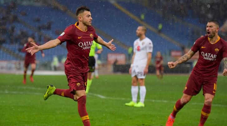Torino: non bastano l'orgoglio, Rincon e Ansaldi. Vince la Roma 3-2