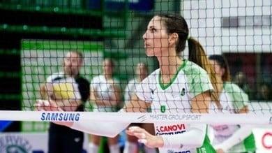 Volley: A2 Femminile, Cutrofiano si rinforza con Claudia Provaroni
