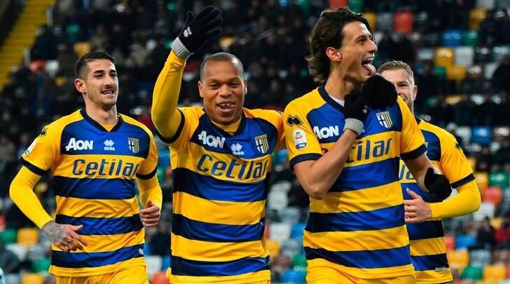Serie A, Udinese-Parma 1-2: Inglese e Gervinho sbancano il Friuli