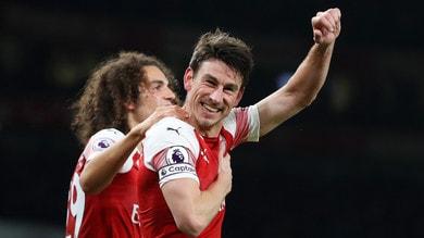 Premier League: vittoria Liverpool con brivido, all'Arsenal il derby con il Chelsea