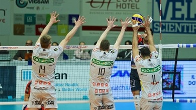 Volley: Superlega, Monza ci crede ma Padova vince in rimonta