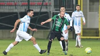 Serie C, Berrettoni lancia il Pordenone: 1-0 all'Albinoleffe