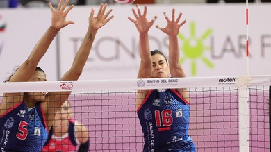 Volley: Coppa Italia A1, Femminile, Scandicci chiude i conti, Firenze vince al tie break