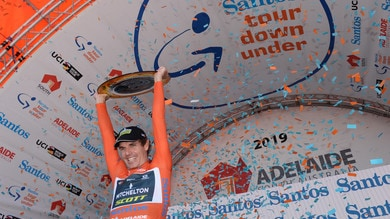 Tour Down Under, in Australia vince ancora Daryl Impey