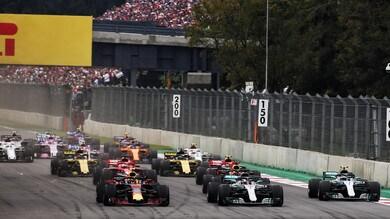 F1, cresce l'audience: 490,2 milioni spettatori unici nel 2018 (+10%)