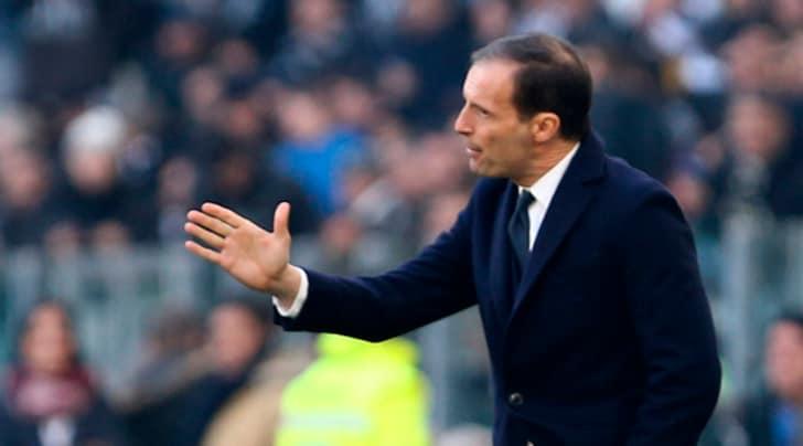 Juventus, Allegri con la guardia alta:«Rispetto per il Chievo: è una squadra viva»