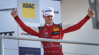 Race of Champions, secondo posto per Vettel e Mick Schumacher