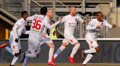 Serie B: il Padova travolge il Verona, pareggio tra Cosenza e Ascoli
