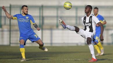 Serie C, Juventus U23-Carrarese 0-1: bianconeri sfortunati, decide Rosaia