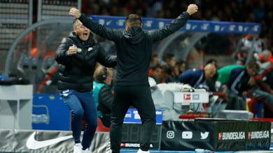 Bundesliga, vittoria esterna dell'Hertha: pari tra Schalke e Wolfsburg