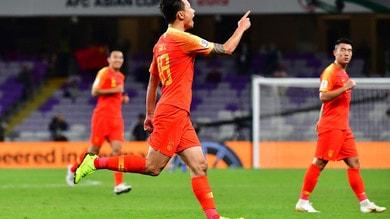 Coppa d'Asia: la Cina di Lippi batte la Thailandia e passa ai quarti