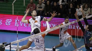 Volley: Superlega, Perugia di nuovo in vetta, Civitanova ferma Trento