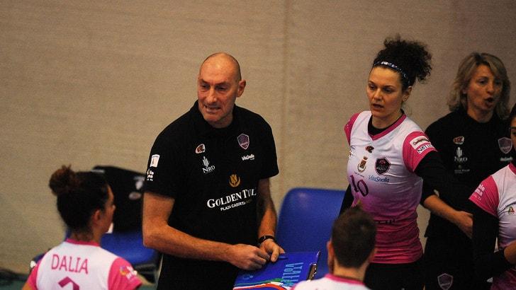 Volley: A2 Femminile, Caserta e Soverato ok, Perugia vince il big match su Trento