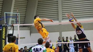 Volley: A2 Maschile, Girone Bianco, Brescia ok al tie break, Spoleto ko