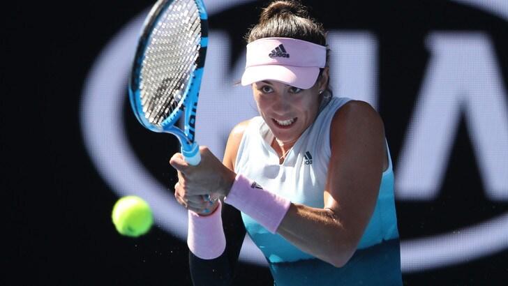 Tennis, Garbine Muguruza fa il bis a Monterrey