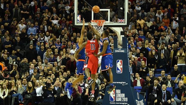 NBA, Rose manda ko i Suns sulla sirena: i Clippers passano a San Antonio