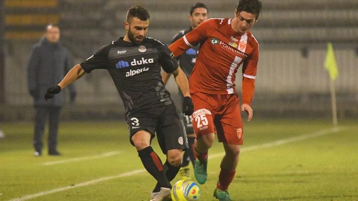 Calciomercato Sudtirol, preso Romero dal Piacenza